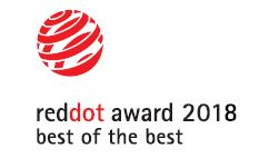 Red Dot Award 2018