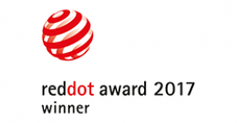 """Colt Shadoglass"" získal cenu Red Dot Award 2017 za dizajn"